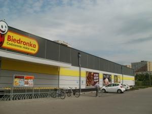 Oceny techniczne budynków handlowych Biedronka