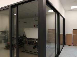 Przebudowa pomieszczeń biurowych i labolatoryjnych zakładów Marmite